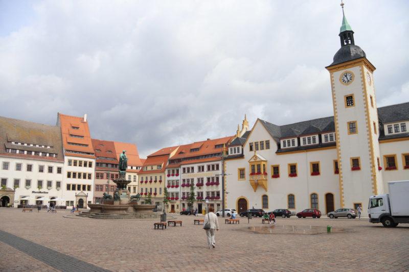Freiberg - Saksen